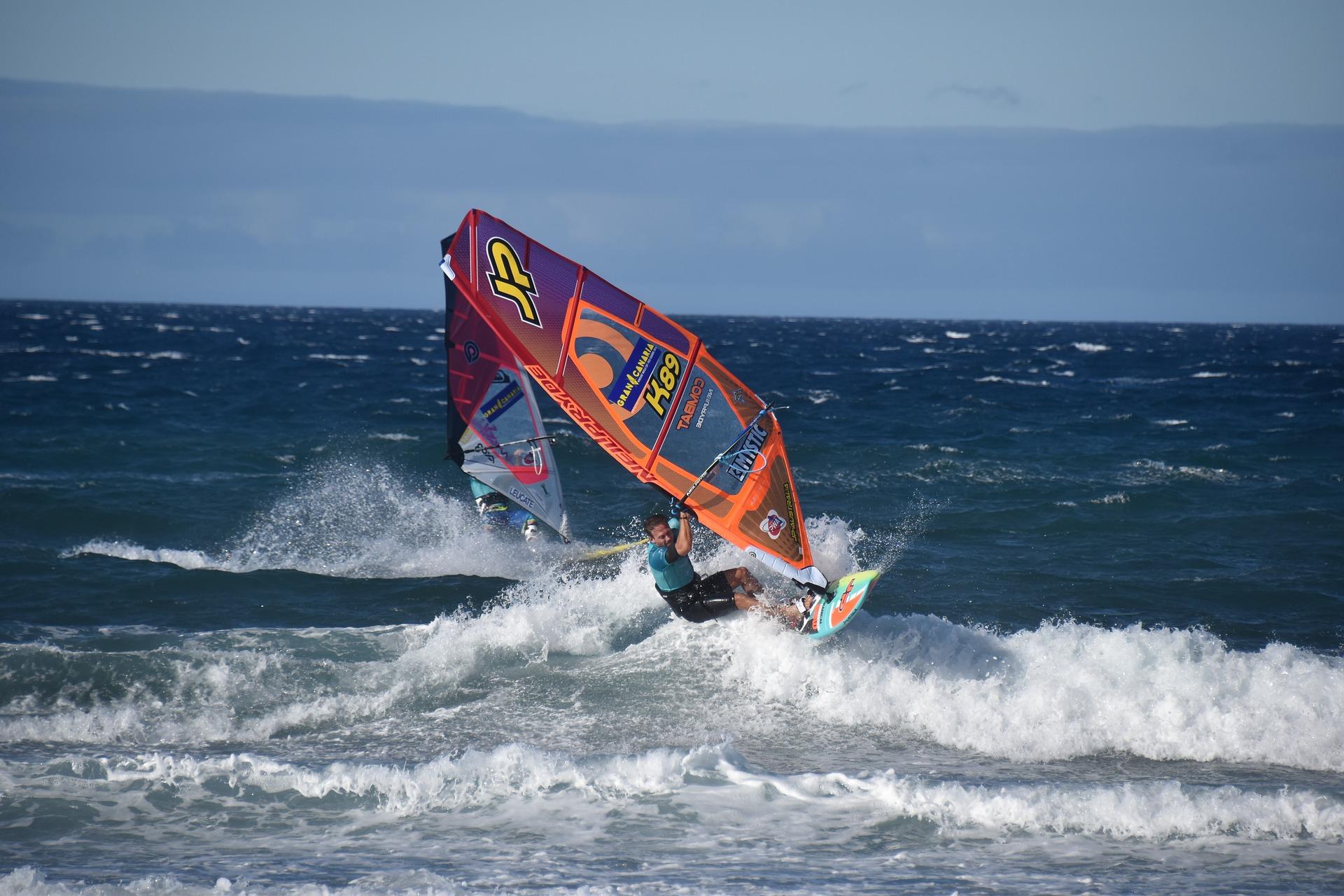 Surfing Pozo Izquierdo Gran Canaria