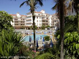 Holiday flat in Puerto de la Cruz