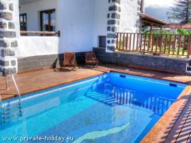 Holiday House in Puerto de la Cruz