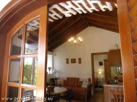 Detached house on large finca