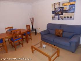 Beach apartment in El Medano