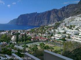 Holiday flat in Los Gigantes