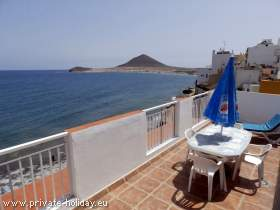 Holiday apartment in El Medano