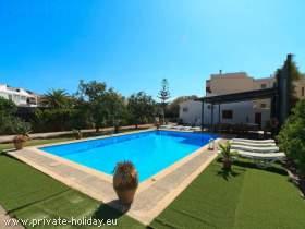 Holiday house in Port Alcudia