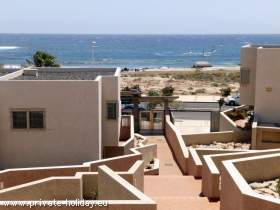 House near beach in El Medano