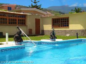 Holiday house in La Orotava