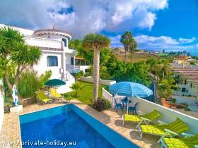 Dream Villa in Tenerife north