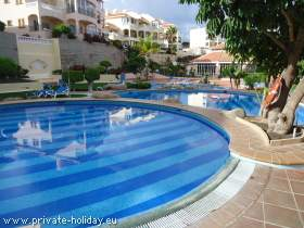 Holiday flat in Golf del Sur