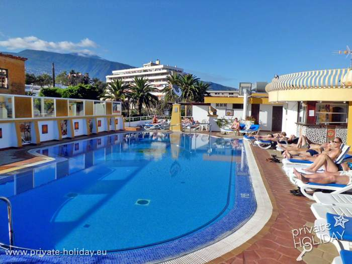 Holiday Studio With Pool Near By The Beach In Puerto