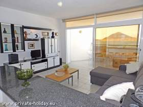 Holiday flat on Tenerife