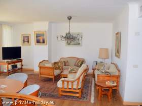 Holiday apartment in La Paz