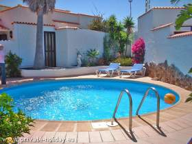 Holiday house with pool -Porís