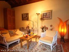 Holiday apartment in El Tanque