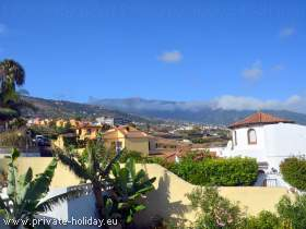Holiday apt. in La Orotava