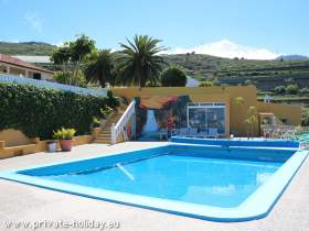 Holiday home on Tenerife-north
