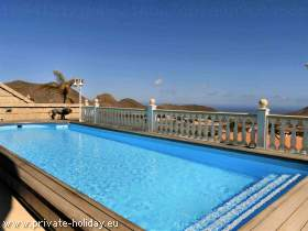 Apartment with pool in Chayofa